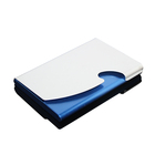 Wholesale Good Quality Business Simple Square Shape Aluminum Holiday Card Holder