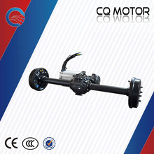 Electric car/trike motor kits,transaxle for electric car,electric rickshaw motor
