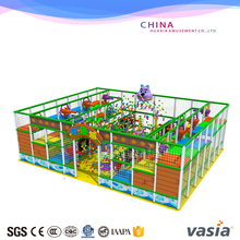 Ball cannon shooters children playground indoor for kids