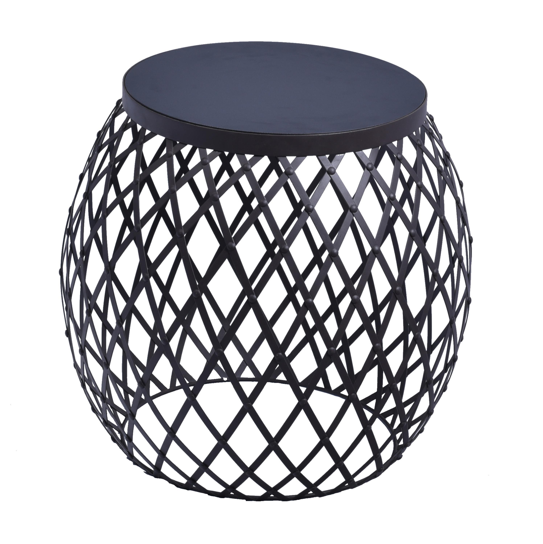 Mode-design Runde Grau Farbe Glasplatte Metall Draht Mit Antike ...