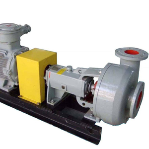 China made SB series sand pump to suck mud for oil drilling