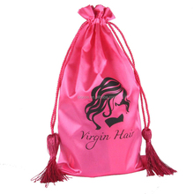 Custom Satin Bags With Tassel Supplieranufacturers At Alibaba