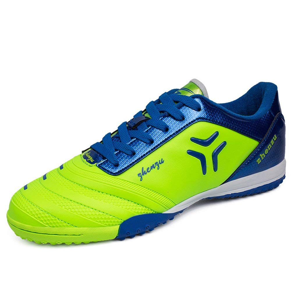 5169a5bf0d9a5 Get Quotations · Anduode Kids' Soccer Shoes Football Shoes Running Shoes(Little  Kid/Big ...
