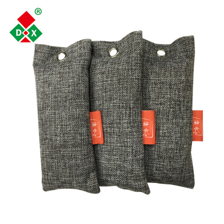 Bamboo Charcoal/Activated Carbon <strong>Air</strong> Purifying Bags/Freshening Odor Absorber For Household75g