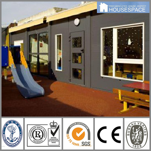 prefabricated mobile classroom for Africa department of education