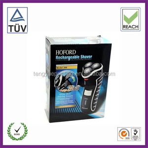 Simple High Fashion Recycled Usb Extension Cable Packaging Box Fixture & Best Electric Shavers Boxes For Packing