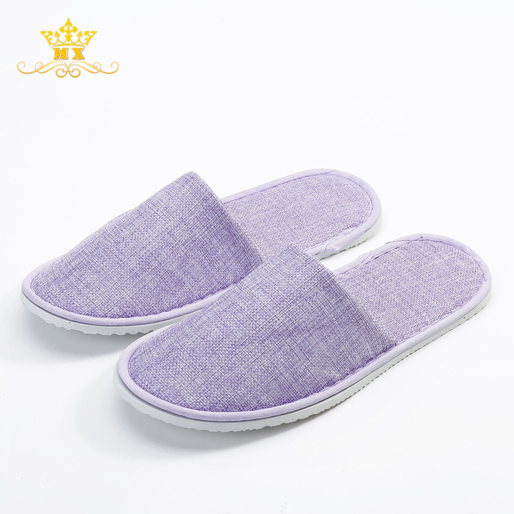 Stylish and cheap disposable <strong>slippers</strong> for hotel guest <strong>slippers</strong>