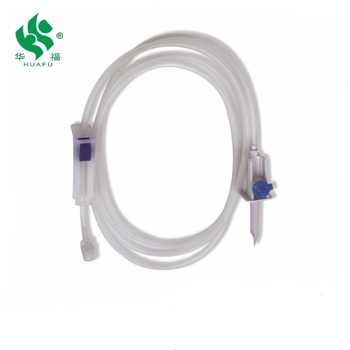 China factory CE ISO13485 Disposable Operating Infusion Set