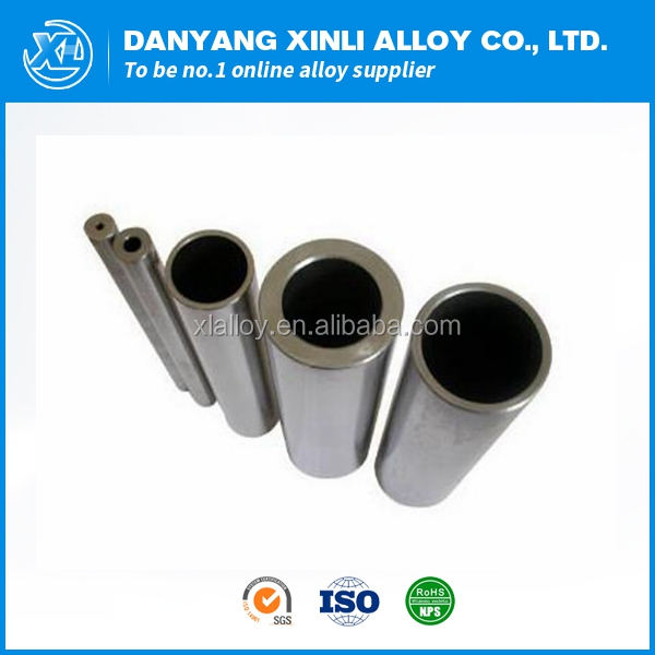 Nickel-Chrome-Ferro alloy Incoloy 800 HT tube