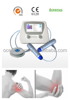 Radial Pulse Therapy Physical Therapy Equipment Used For Patellar
