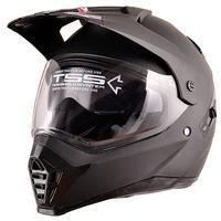 Novelty DOT approved off road double visor motocross ATV helmet