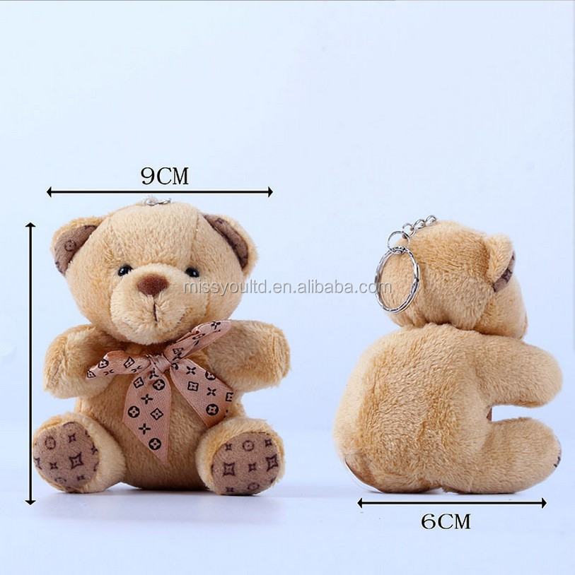 Wholesale Plush Mini 10cm Teddy Bear