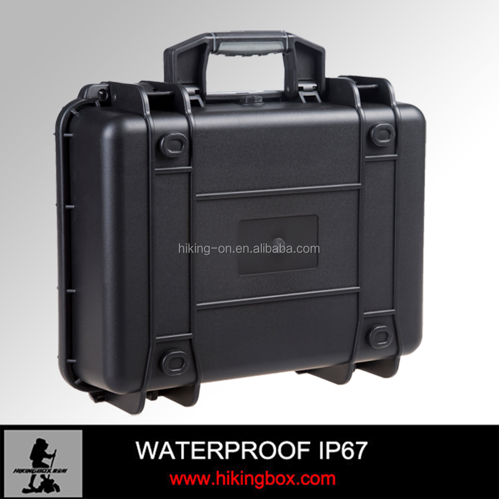 Plastic tool case for equipment device similar to Pelicase