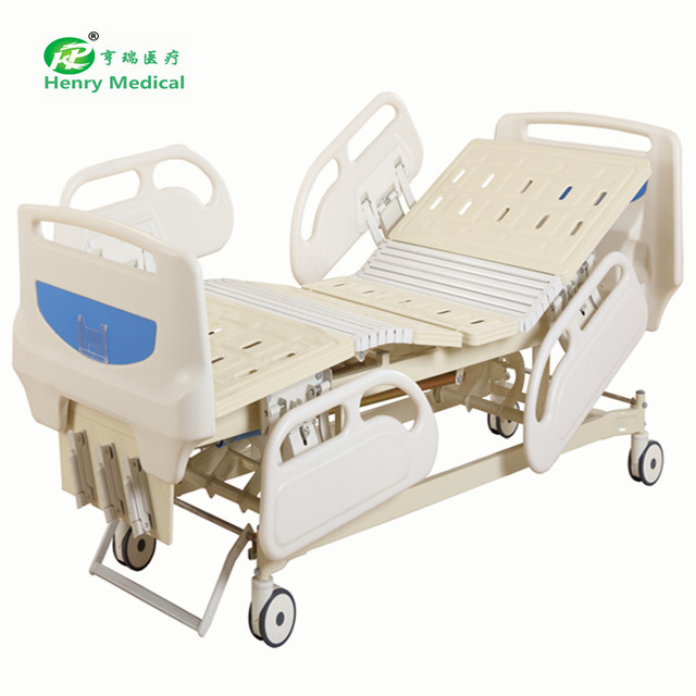 New brand 3 functions manual bed for paramount hospital