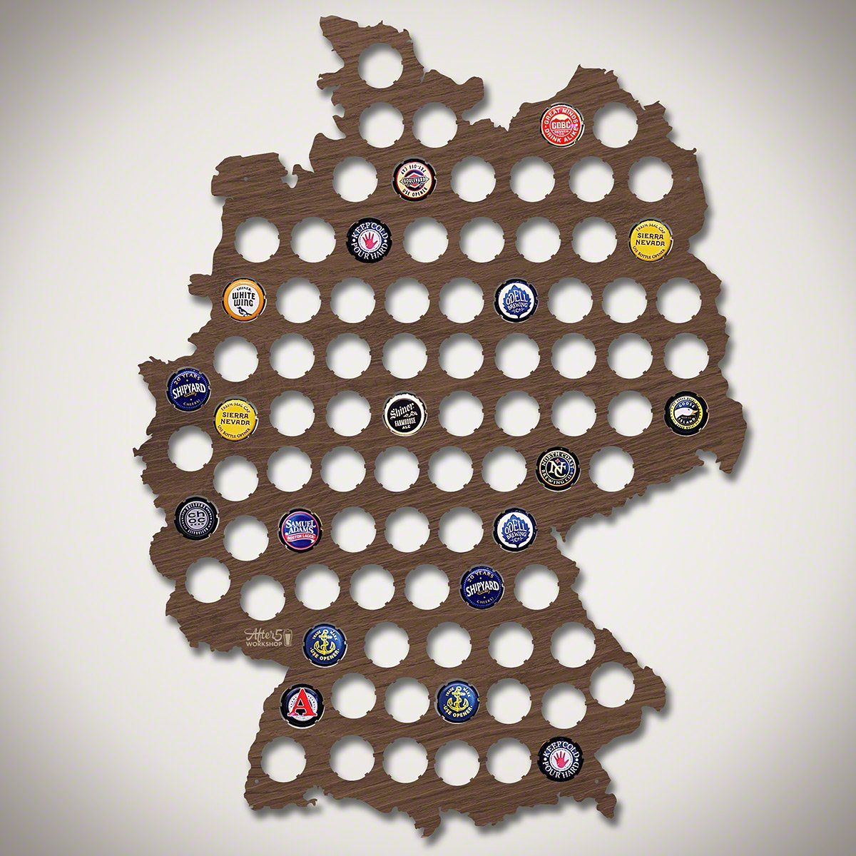 Cheap Beer Germany Find Beer Germany Deals On Line At Alibabacom - Germany beer cap map