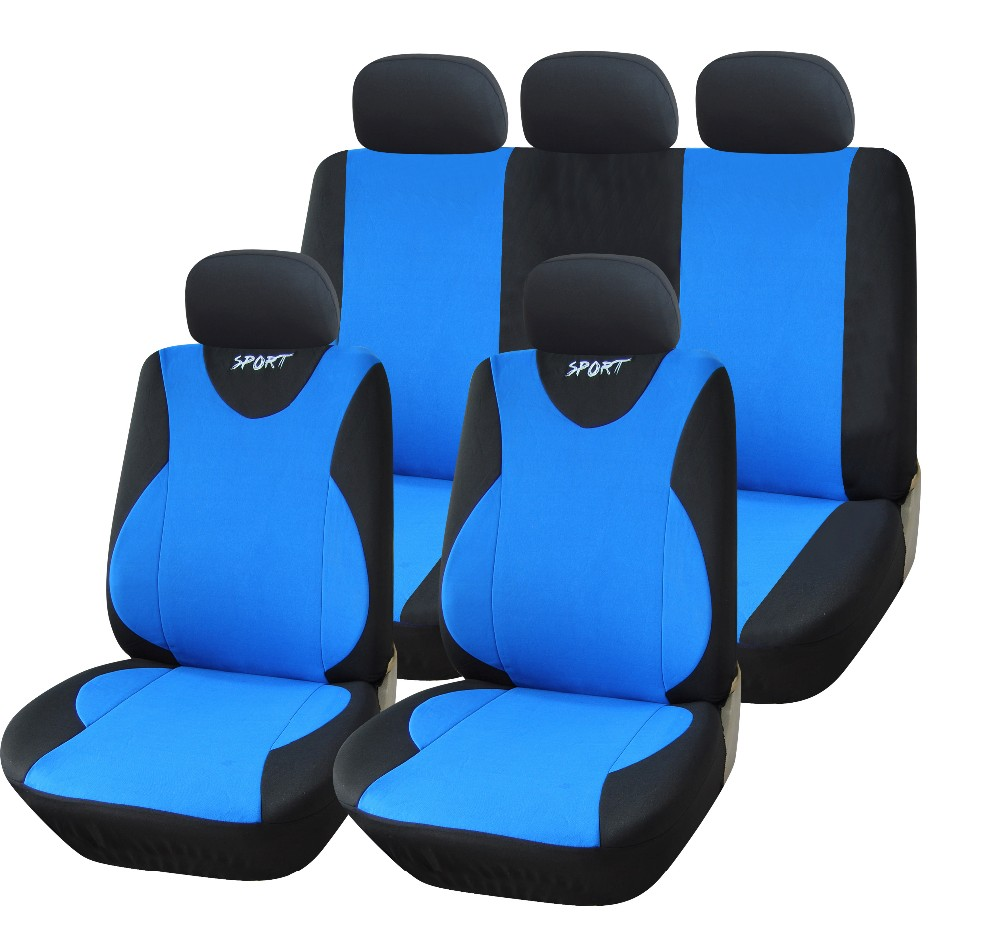 Adl Factory Design Wholesale Polyester Pu Car Seat Cover