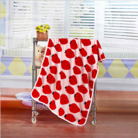 High quality baby blanket manufacturers coral fleece polyester blanket