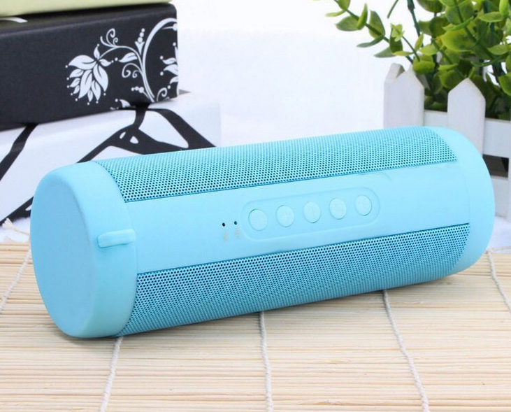 Luar Portabel Wireless Waterproof IPX5 Fungsi Speaker Dengan TF