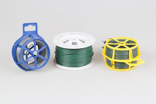 hot sale pvc coated wire with good quality/garden wire
