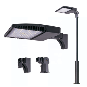 RISELITE ip65 dimmable dusk to down led head street light 320w led floodlight