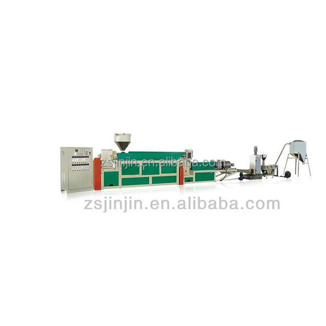 Zhongshan factory supply hdpe ldpe film plastic recycling extruder manufacturing plants for sale