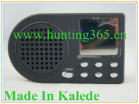 Electronics Hunting Mp3 Bird Caller Sound Player Device With Remote Control