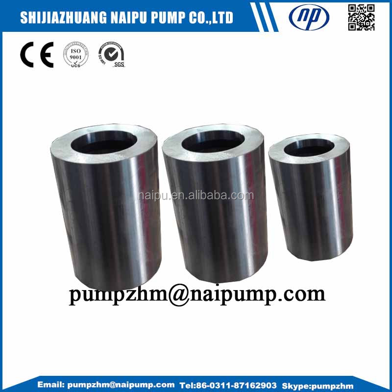 centrifugal pumps ceramic shaft sleeves