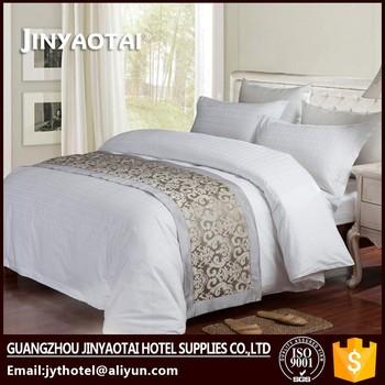 Import Best Bed Sheet Material Luxury Wedding Bedding Set