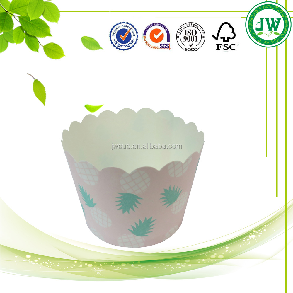 High quality Baking Cups Muffin Cup Cupcake Paper 50 PCS
