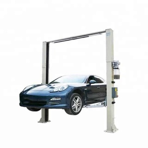 Two Post car lift/Two Post Hydraulic manual release Lift or Two Post car lift FL-8214
