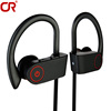 Amazon Top seller IPX4 Wireless Stereo Sport Deep Bass Earphone Cool Earbuds Headset Headphone