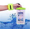 IP68 waterproof Cell Phone Pouch Case Transparent Bag with Floating Wrist Strap for lenovo zuk z1 cover case