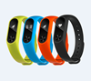 Hot selling Call Reminder Heart Rate Monitor Sport Fitness bluetooth 4.0 Smart Bracelet Watch Y2