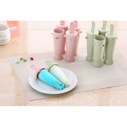 Plastic Ice Lolly Mould Ice Cream Stick Mould Homemade Popsicle