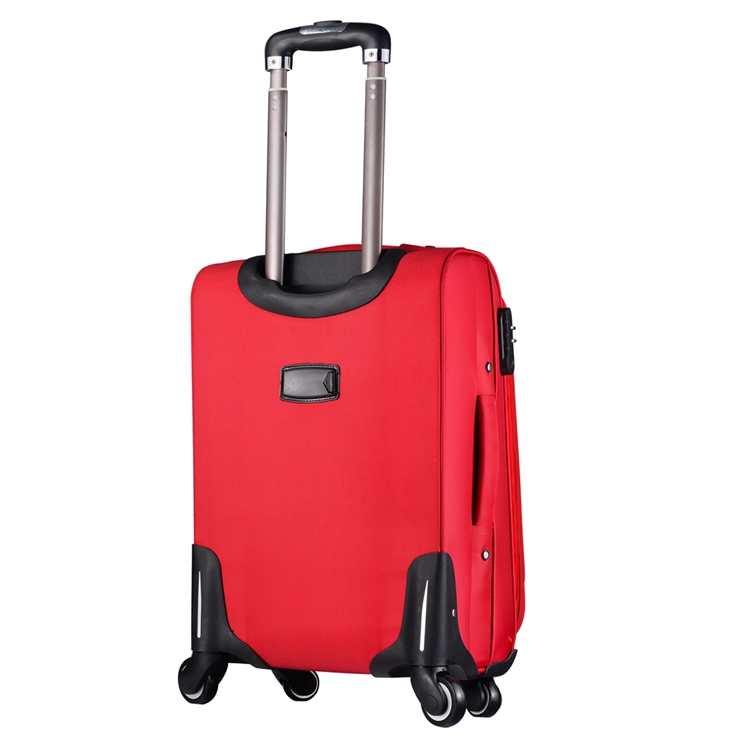 Best Sale Plane Wheels Suitcase Sky Travel Fabric Luggage Design ...