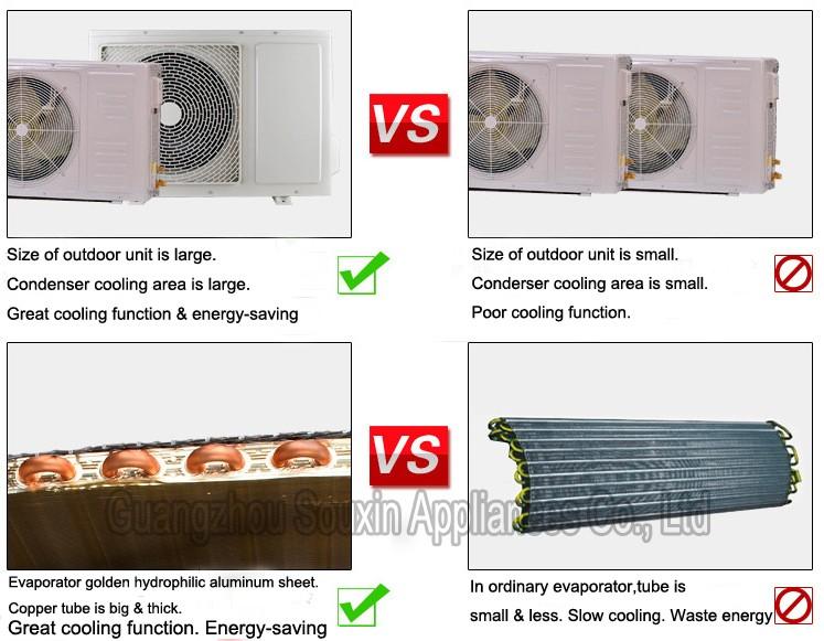 Ammonia Lpg Air Conditioning Reversible