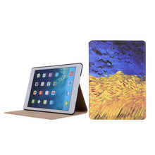 For ipad smart case, high quality for ipad case cover, slim case for new ipad 9.7