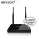 EM90 smart android tv box Amlogic s905x sim card slot HD 4K internet ott tv box 2g ram 16g rom 4G LTE set top box
