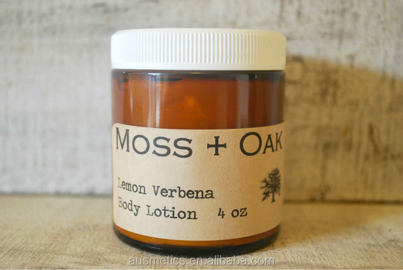 Lemon Verbena Organic Body Lotion