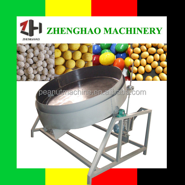 high quality sugar coating machine/ coated peanut making machine/ peanut coating machine