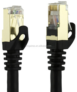 CAT 7 SSTP RJ45 10Gbps LAN Ethernet Network Cable Patch Shielded