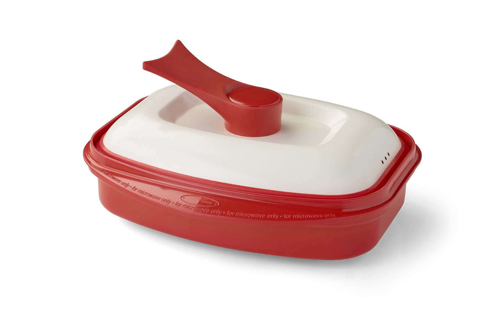 Get Quotations Range Mate Pro Nonstick Microwave Long Grill Pan Pot Cookware As Seen On Tv