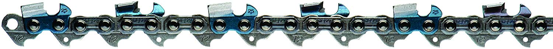 OREGON 72CJ084G 84 Drive Link S-70 Semi-Chisel Chain, 3/8-Inch Pitch