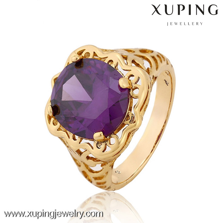 12834-xuping Latest Gold Finger Ring Designs,Men\'s Ring Men Ring ...