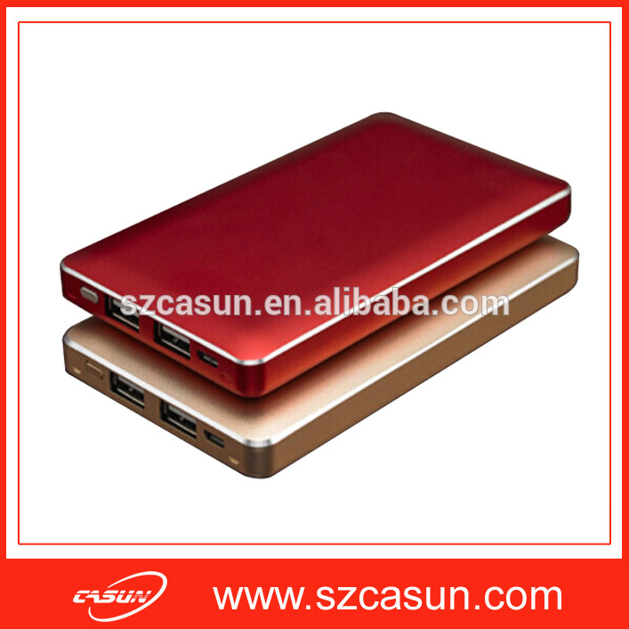 Hot selling power bank for blackberry with Fashion design
