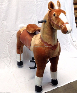 Enjoyment mechanical pony toy kids rocking horses riding for adults