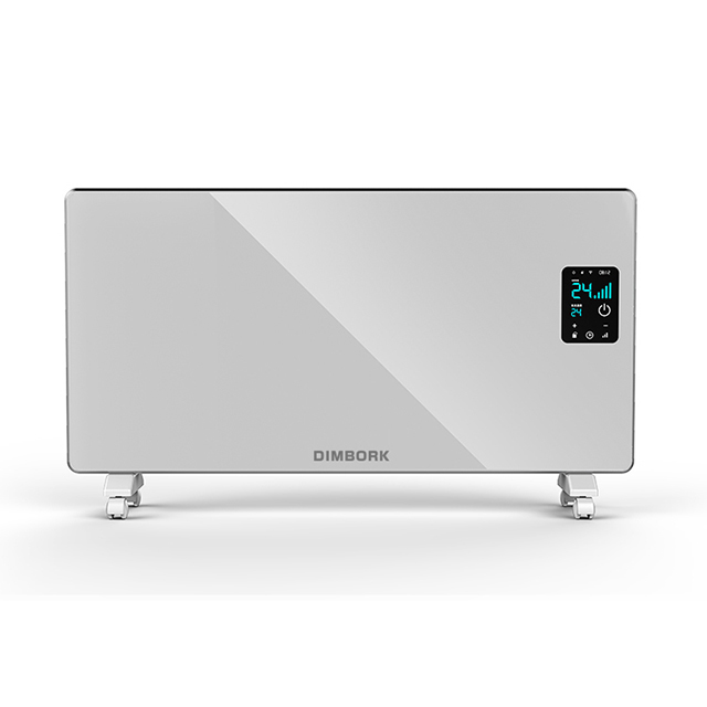 new type wifi control 2000W household use glass panel convector <strong>heater</strong>
