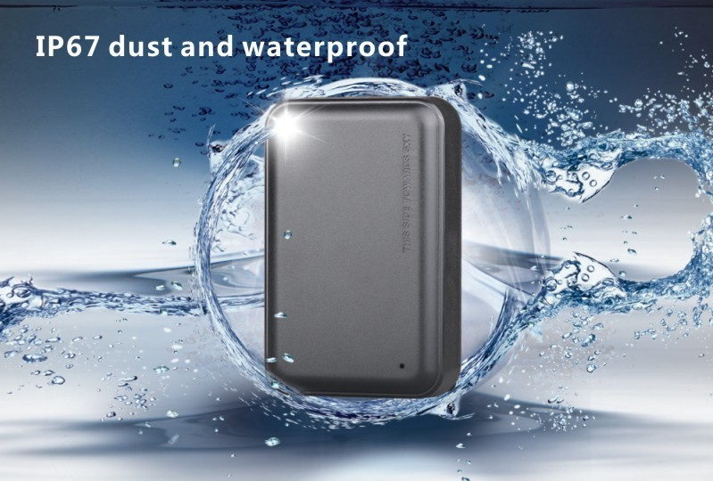 CONCOX Magnatic gps tracker with IP67 DUST and waterproof function