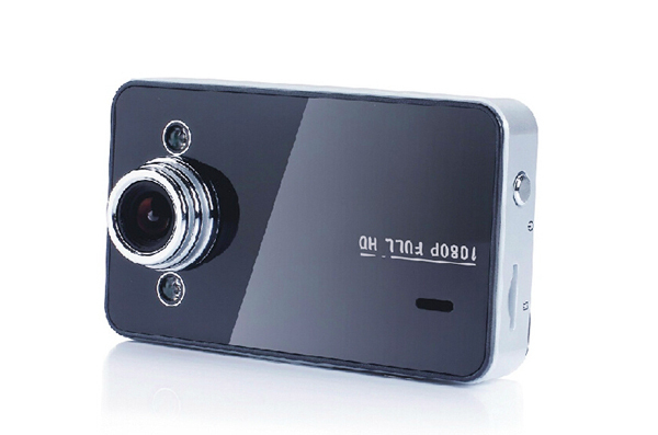 1080P 2.7'' LCD Screen Auto DVR K6000 Car Camera Video Recorder Protect Superior G-sensor Car Black Box Black Color