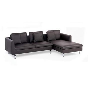 Leather l shape sofa 7202 buy sofa leather sofa modern for L shaped couch name